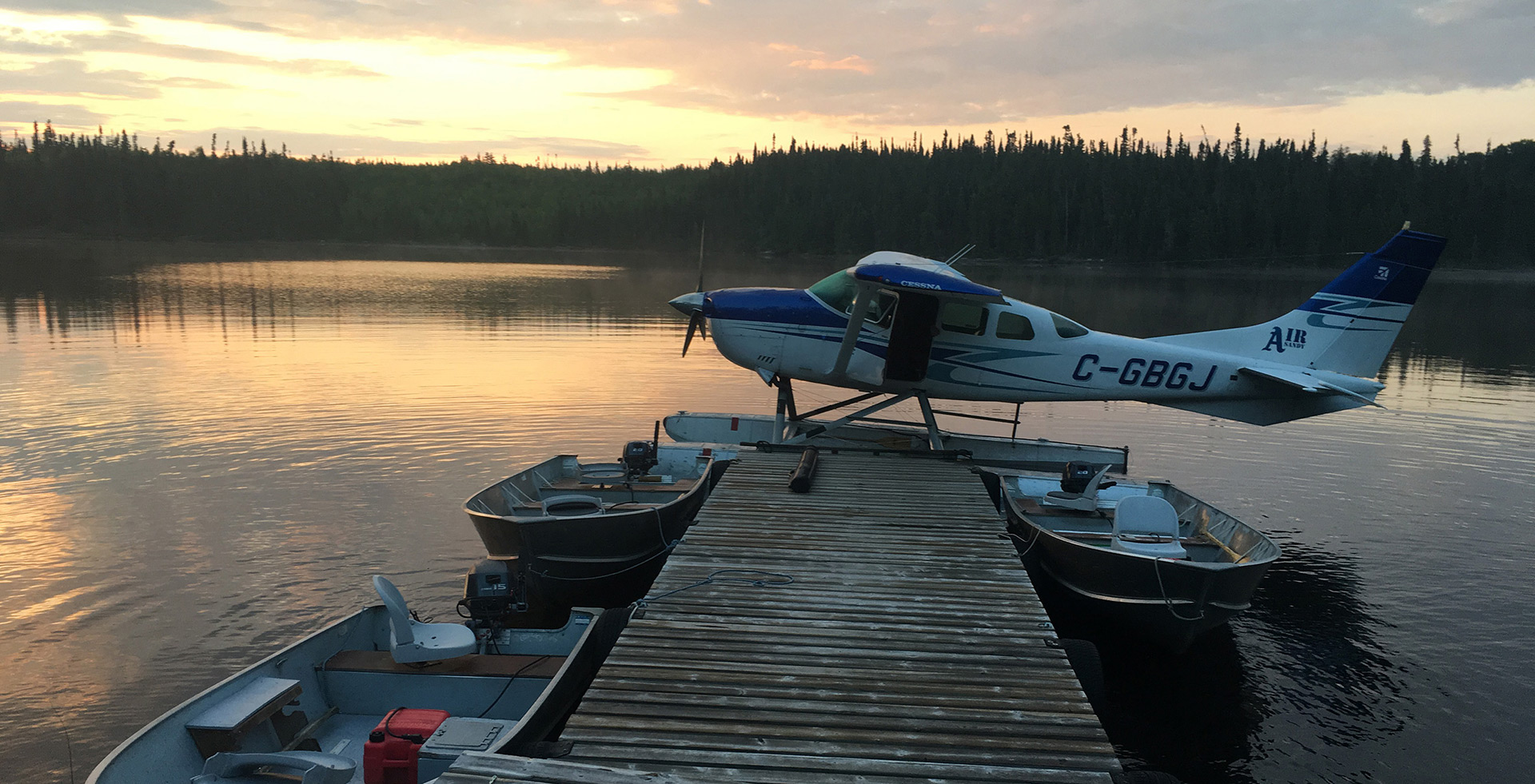 Big Hook Wilderness Camps Fly In