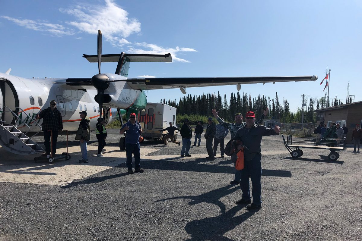 Big Hook Wilderness Camps Travel By Air